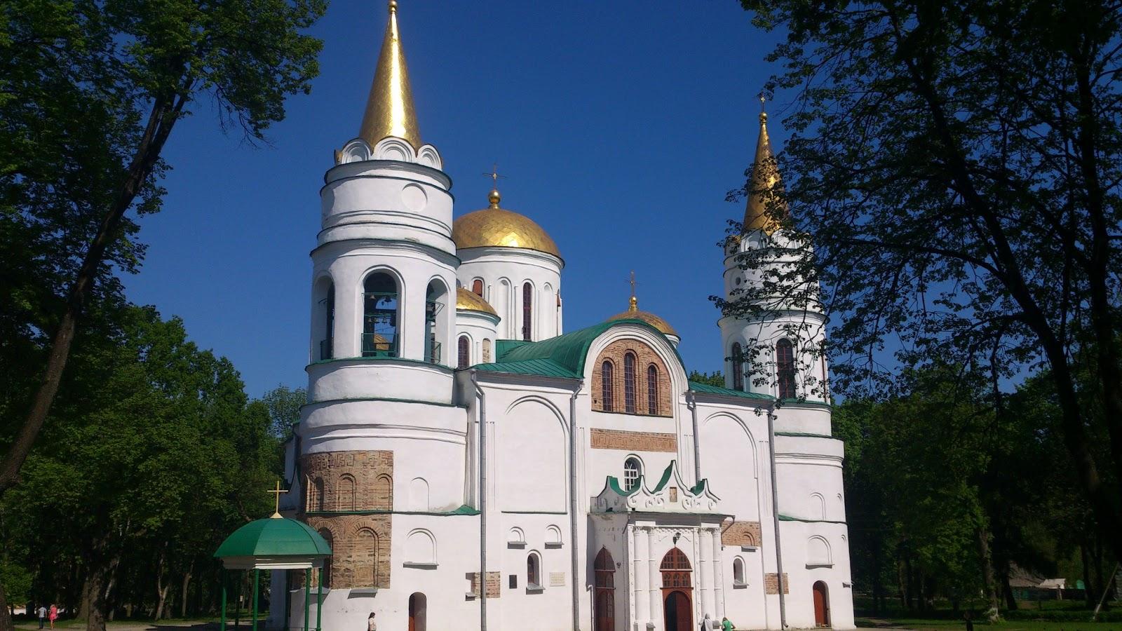 картинка спасский собор в чернигове тверской